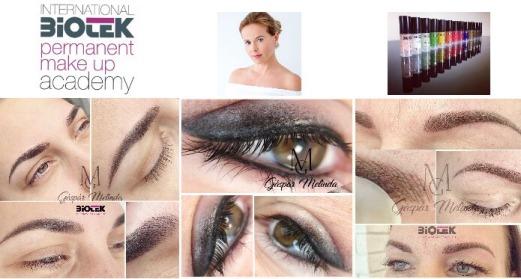 permanent makeup academy Melinda Gaspar