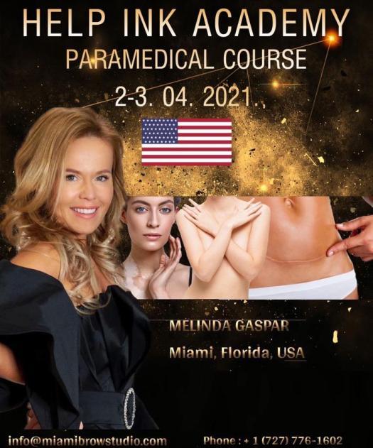 paramedical masterclass Melinda Gaspar