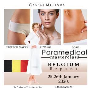 Melinda Gaspar paramedical masterclass