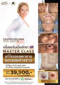 Thailand Masterclass banner